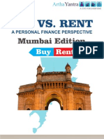ArthaYantra Buy vs. Rent Score (ABRS)-Mumbai