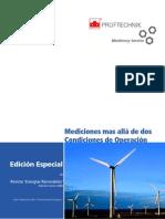 tecnologias de mantenimiento predictivo para generadores eolicos