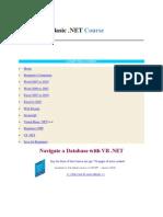Procedure Data Navigation