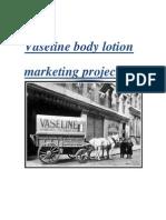 51638978 Vaseline Body Lotion Marketing Project00