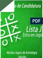 Manifesto Lista J