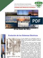0 Evolución de los sistemas de transmsisión