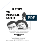 7 Steps to Personal Safety