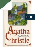 Agatha Christie - A gyűlölet őrültje (Gyilkolni könnyű)