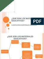 Que Son Los Materiales Educativos