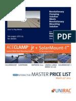 Unirac Solarmount
