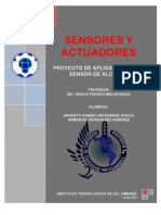 Proyecto Arduino+Sensor