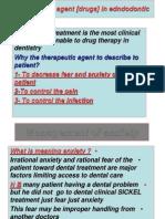 Therapeutic Agent [Drugs] in Edndodontic