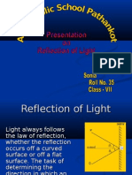 Reflection of Light Presentation