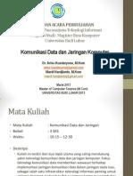 SAP Komdat & Jarkom