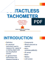 Contactless Tachometer
