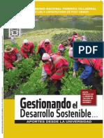 Gestionando El Desarrollo Sostenible
