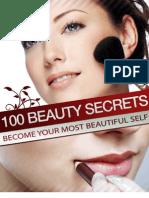 100 Beauty Secrets