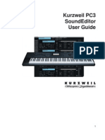 SoundEditor User Guide