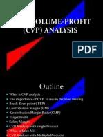 5dternwx6ju7acost-Volume-profit (Cvp) Analysis Project