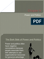 OB Chap09 Power and Politics