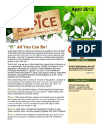 FUMC_April Spice Newsletter