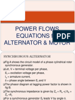 Power Flow Equation