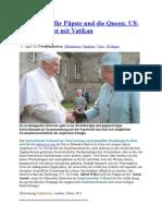 Haftbefehle für Päpste und die Queen 01
