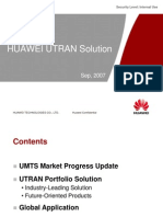 45711600 Huawei UTRAN Solution