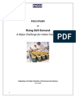 Food Industry Skill Demand Study