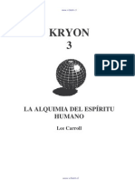 KRYON 3 La Alquimia Del Espiritu