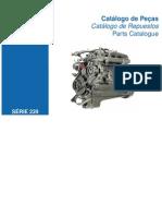 Catalogo de peças MWM D 229