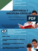 Disciplina y Convivencia Escolar 02-05-2011