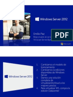 Windows 8 Server 2012
