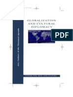 Globalization and Cultural Diplomacy - Georgetown University