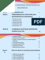 Mengenal Kontrak Konstruksi Di Indonesia