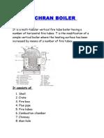 COCHRAN BOILER