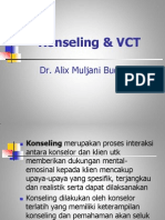 Counseling Vct