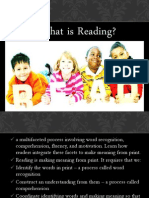 What is Reading and Vocabulary
