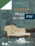 Yalom - Minciuni Pe Canapea