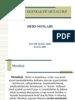 Ekstraktif Metalurji Malzemebilimi.net