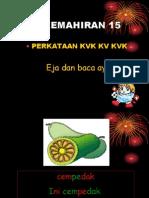15d Ayat Mudah Kvk Kv Kvk