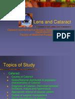 Lens and Cataract Terbaru