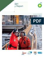 BP Sustainability Report 2009