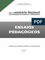 Ensaios Pedagogicos 2006