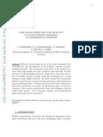 Wide Range Dielectric Spectroscopy