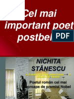 0 Viata Lui Nichita Stanescu