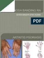 Diagnosa Banding Ra