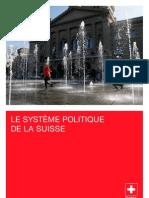 Systeme Politique Suisse