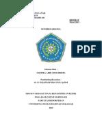 SARTIKA AKIB (10542004808) Kondrosarkoma