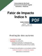 Apresentao Fator Impacto Ndice h 2 1227657941237333 9