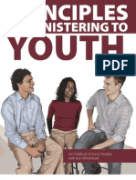 YRE 104 Principles of Ministering to Youth