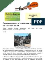 Ônibus escolares e caminhões são destruídos em incêndio na PB.docx