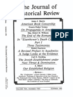 TheJournalOfHistoricalReviewVolume10 Number 2 1990