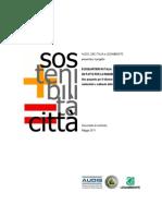 Ecoquartieri in Italia Documento Di Confronto